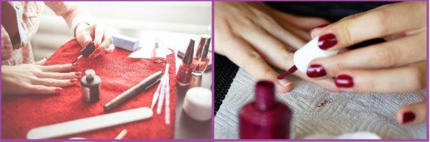 El truco para lucir una uñas de 10- Cómo lucir unas uñas perfectas