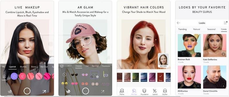 MakeupPlus app maquillaje makeup