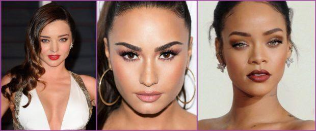 Miranda Kerr, Demmi Lovato y Rihanna lucen unas cejas perfectas- Cómo lucir unas cejas perfectas