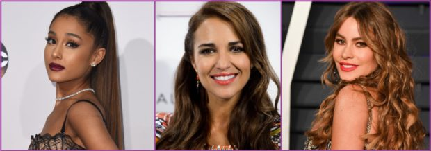 Ariana Grande, Paula Echevarria y Sofía Vergara saben cómo arreglar sus cejas- Cómo lucir unas cejas perfectas