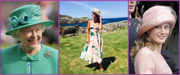 El gran competidor de la pamela, el sombrero- Accesorios de pelo para bodas en primavera
