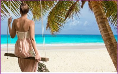 Peinados para ir a la Playa y estar Radiante. Ideas, Consejos y Trucos