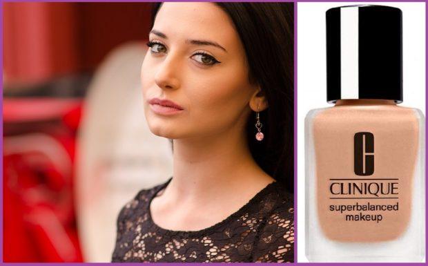 Superbalanced Makeup de Clinique, una marca de confianza- Las 5 mejores bases de maquillaje para piel grasa