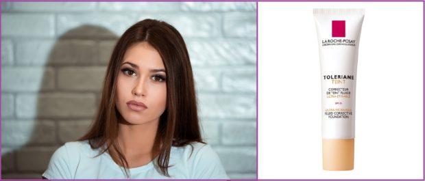 La Roche Posay, para pieles sensibles y atópicas- Las 5 mejores bases de maquillaje para piel grasa