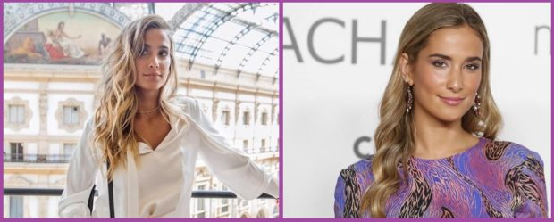 Maria consigue conservar el color con Aveda sistema Color Conserve- Aveda, la marca de María Pombo para lucir un pelo siempre perfecto