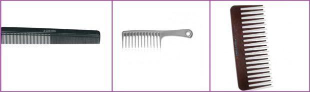 Descubre los tipos de peines y para qué se usan- Los 5 mejores peines para pelo largo