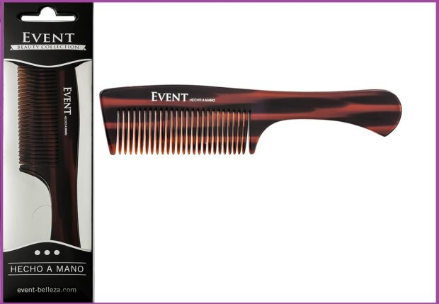 Event Peine desenredador, fotos de Amazon- Los 5 mejores peines para pelo largo