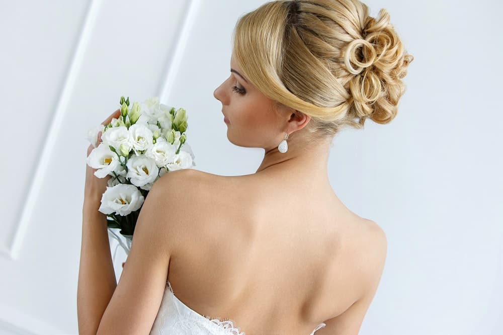 Peinados para bodas y novias peinadosde10