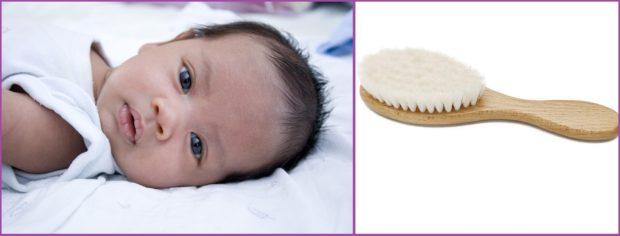 Nuestro bebé acabará por divertirse con los peines y cepillos- Los 5 mejores peines para bebés