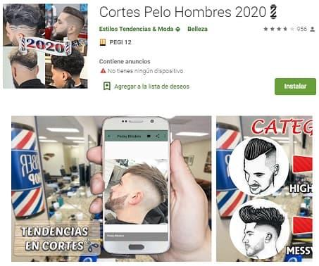 Cortes Pelo Hombres 2020 Android Peinadosde10