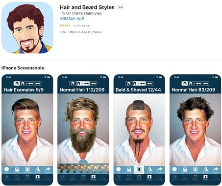 Hair and Beard Styles Apple Peinadosde10