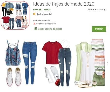 Ideas trajes Apps belleza mujer Peinadosde10