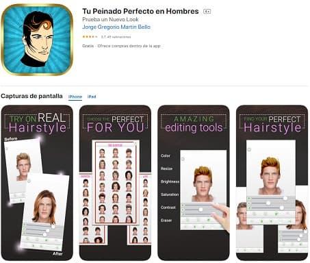 Tu Peinado Perfecto en Hombres Apple Peinadosde10