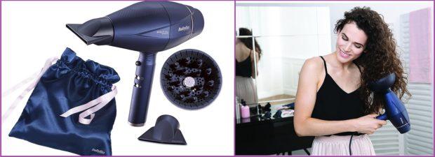 Babyliss es nuestro secador para pelo rizado favorito- Los 5 mejores secadores para pelo rizado