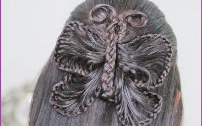 Aprende a hacer Peinados de Mariposa Elegantes y Divertidos